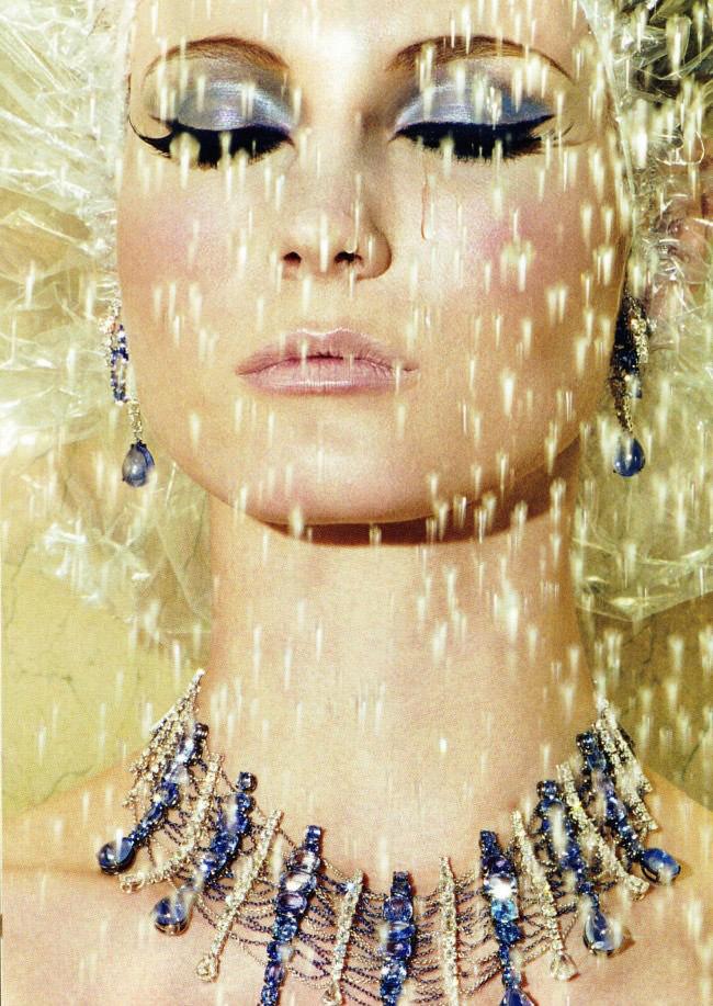 Charlotte Di Calypso photographed by Miles Aldridge for Vogue Italia, February 2010 3