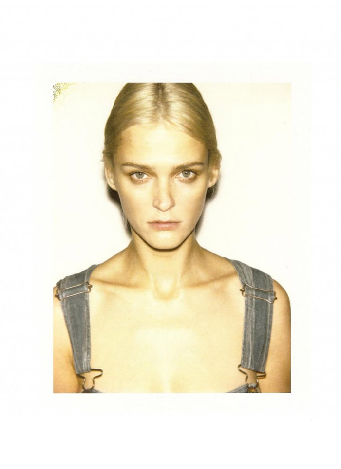 Carmen Kass photographed by Ezra Petronio for Self Service, Spring 2010 7