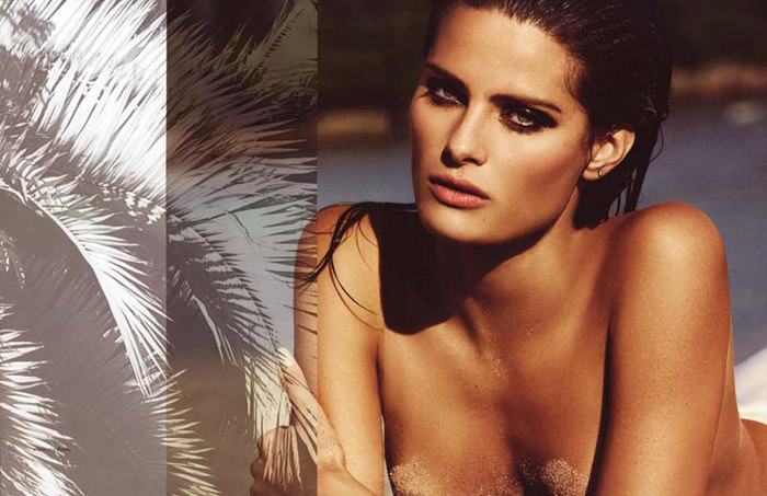 """Isabeli Fontana photographed by Terry Tsiolis in """"Wicked Isabeli"""" for Muse, Summer 2010 8"""