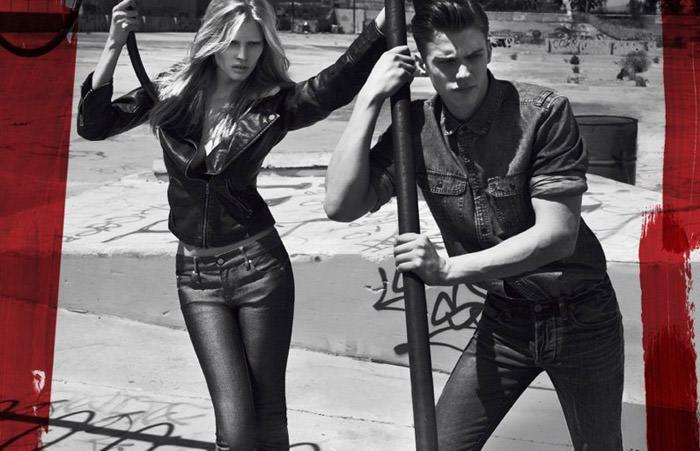 Calvin Klein Jeans: Fall 2010 Ad Campaign 1