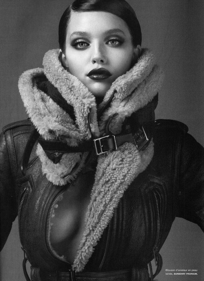 """Emily Didonato photographed by Anthony Maule in """"Hypnose"""" for Numéro #115 6"""