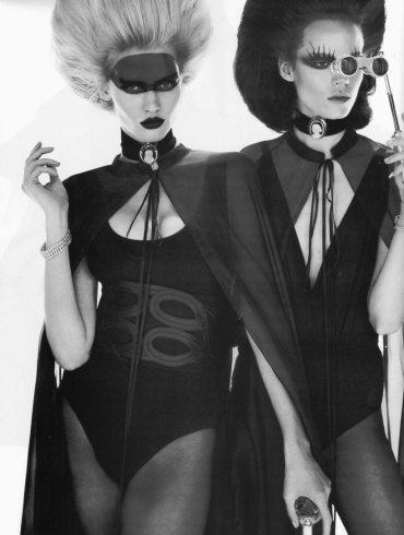 """Bal Masqué"" photographed by Mert Alas & Marcus Piggott for Vogue Paris: 90th Anniversary Issue, October 2010 1"