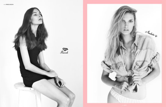 """""""Oh! You Pretty Things"""" photographed by Sigurd Grünberger for The Ones 2 Watch 3"""