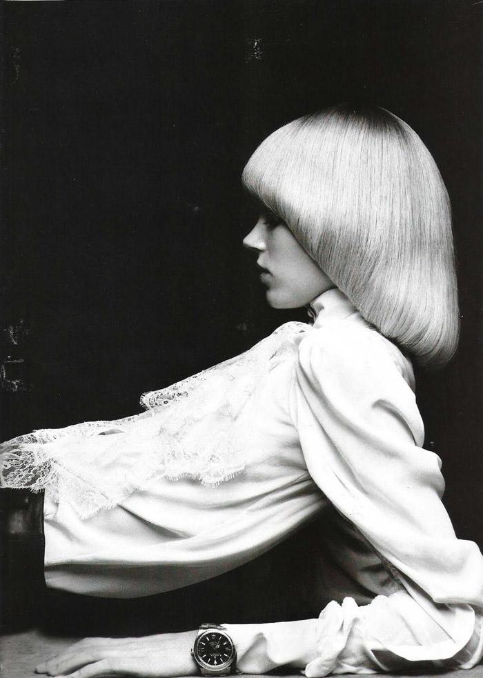 "Freja Beha Erichsen photographed by Hedi Slimane in ""Temps libre"" for Vogue Paris, November 2010 3"