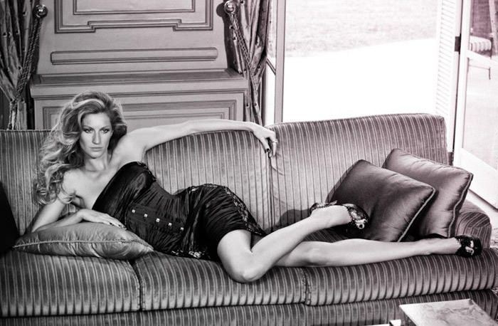 Gisele Bündchen photographed by Jacques Dequeker for Vogue Brazil, October 2010 4