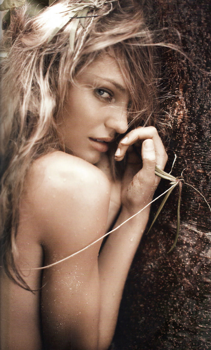 V2 by Russell James: Candice Swanepoel 7