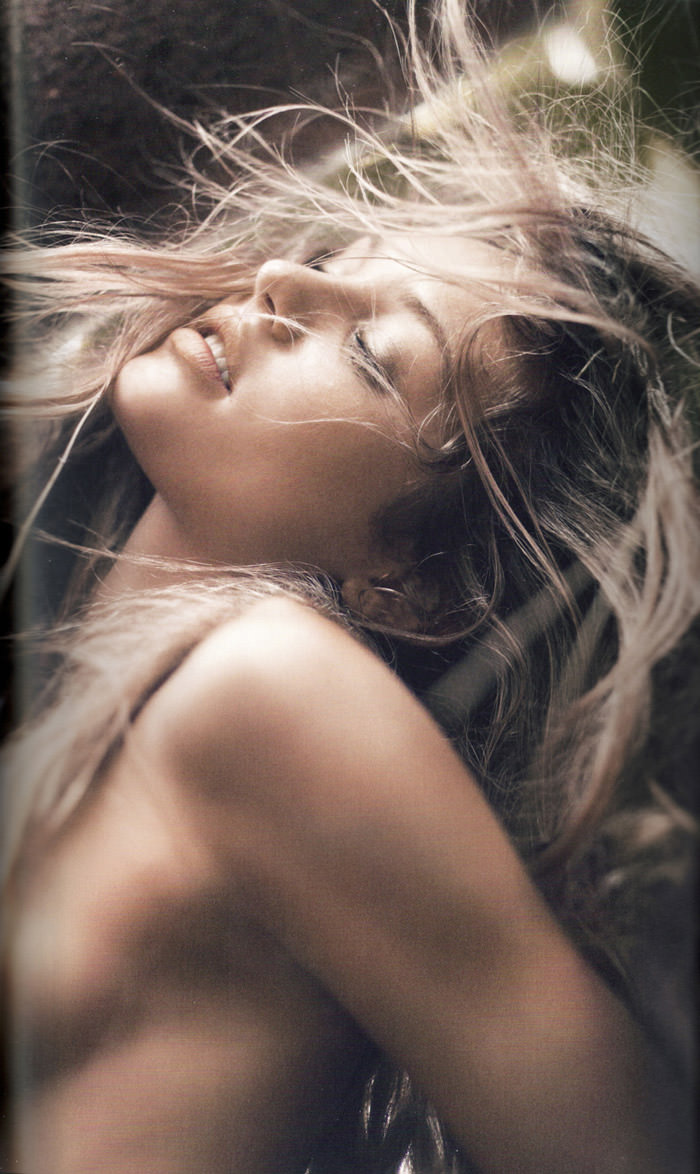 V2 by Russell James: Candice Swanepoel 9