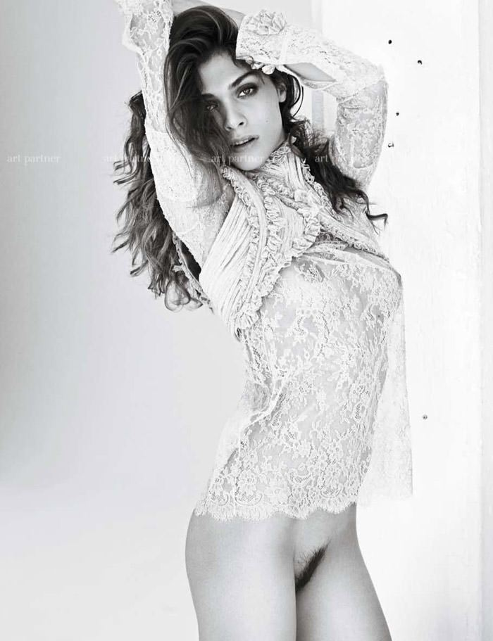 Elisa Sednaoui photographed by Mario Sorrenti for Purple #14 6