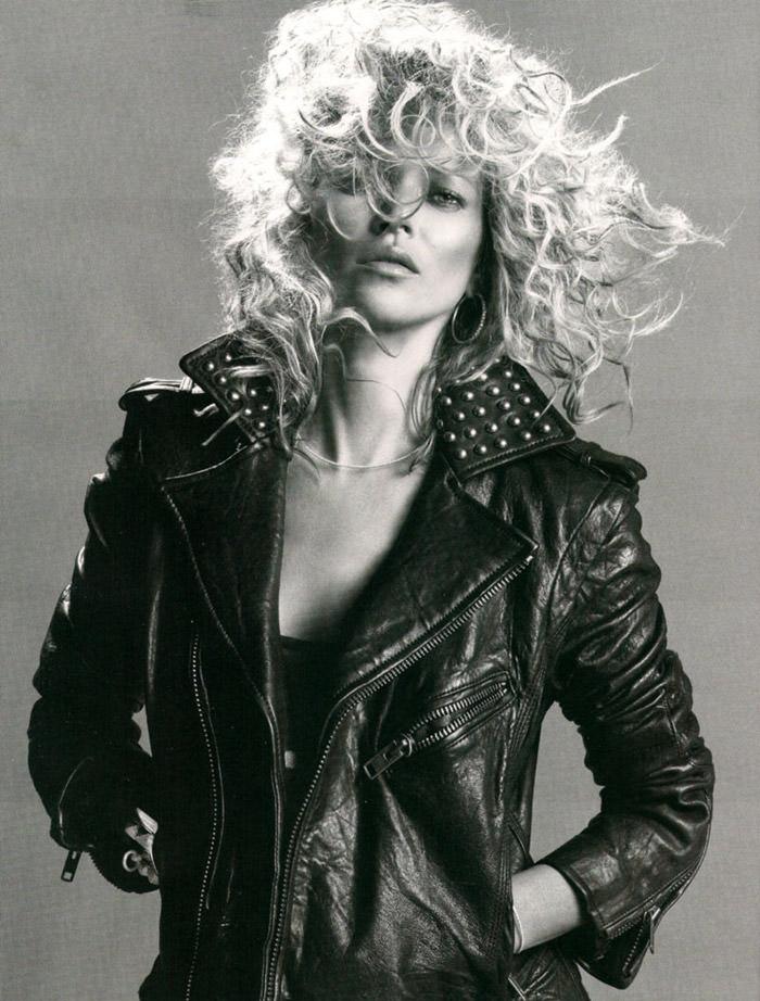 """Kate Moss photographed by Inez & Vinoodh in """"Dans La Peau"""" for Vogue Paris, September 2010 1"""