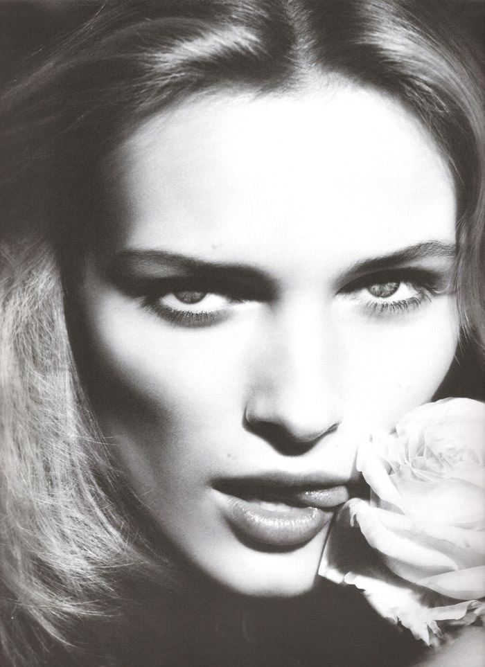 """Edita Vilkeviciute photographed by Camilla Åkrans in """"The Dream Factory: Inside Perfums Christian Dior"""" for Industrie #2 7"""