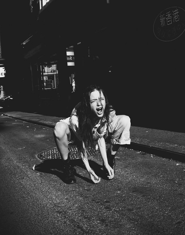 Portrait: Natalia Zakharova photographed by Michael Donovan 2
