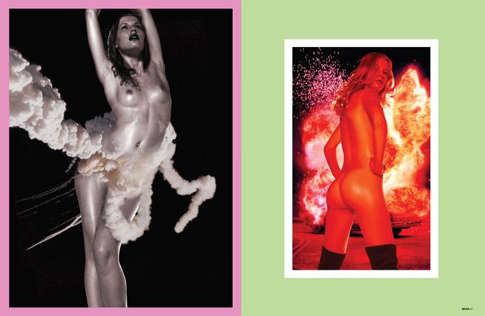 "Lisette Van Den Brand photographed by Herring & Herring in ""Experience"" for DMag #10 8"