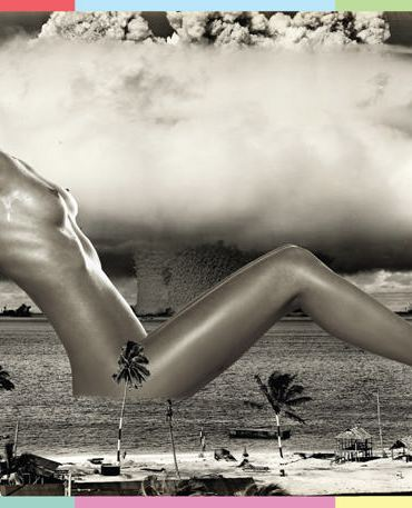 Lisette Van Den Brand photographed by Chris Nicholls for Elle Russia, November 2013 1