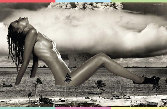 "Lisette Van Den Brand photographed by Herring & Herring in ""Experience"" for DMag #10 7"