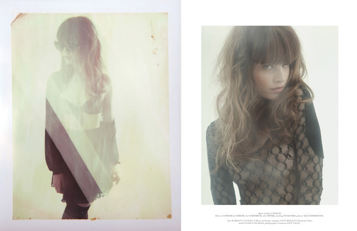 """""""Noah's Ark"""" photographed by Fiona Ruhe for The Ones 2 Watch, Issue #09"""