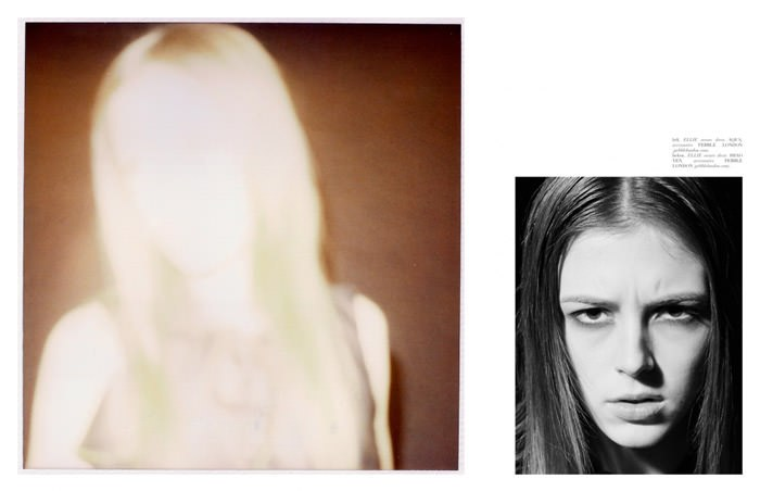 """""""Lux Et Sonor"""" photographed by Nicole Maria Winkler for The Ones 2 Watch, Issue #09 8"""