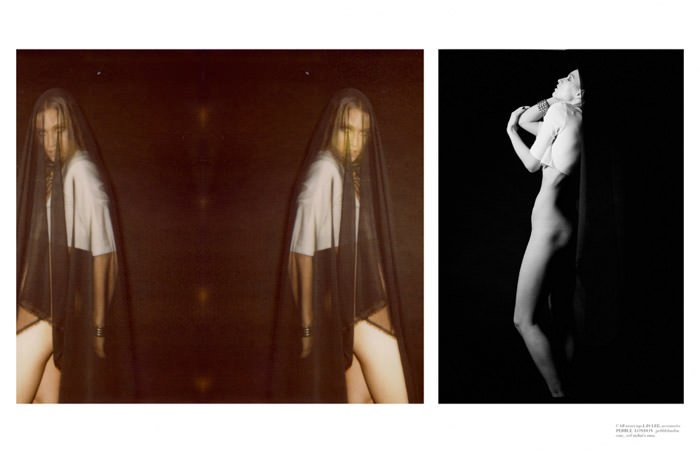 """""""Lux Et Sonor"""" photographed by Nicole Maria Winkler for The Ones 2 Watch, Issue #09 11"""