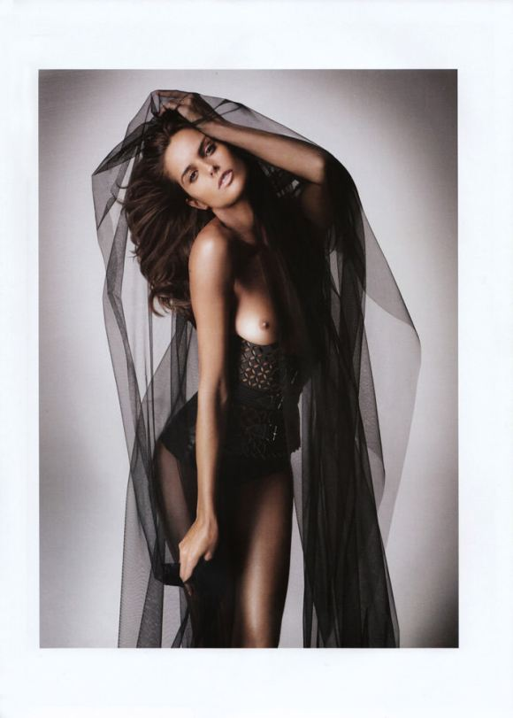 Izabel Goulart photographed by Danielle Duella and Iango Henzi in Muse #23, Spring 2011 3