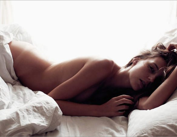 "Jennifer Masseux photographed by Justin Ridler in ""Jennifer"" for Perk Quarterly 1"