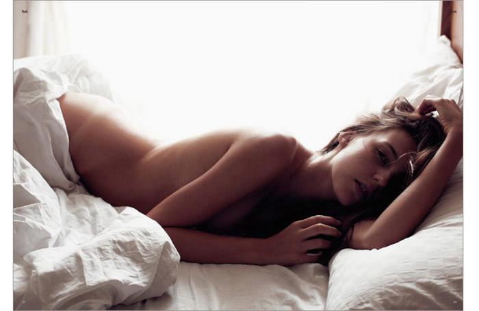 "Jennifer Masseux photographed by Justin Ridler in ""Jennifer"" for Perk Quarterly 5"