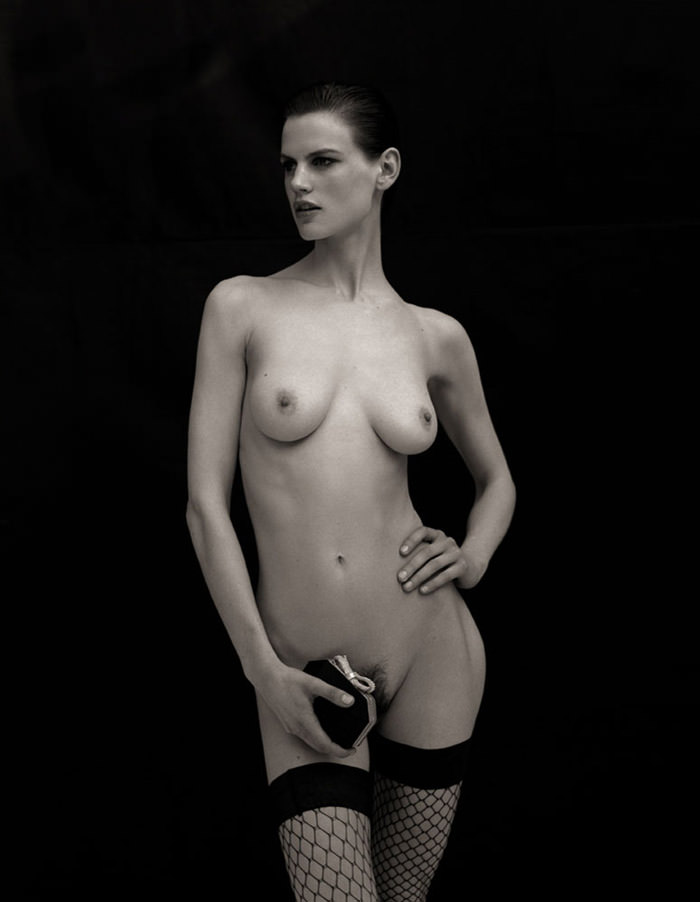 Saskia de Brauw photographed by Matthew Brookes for M Le Monde 4