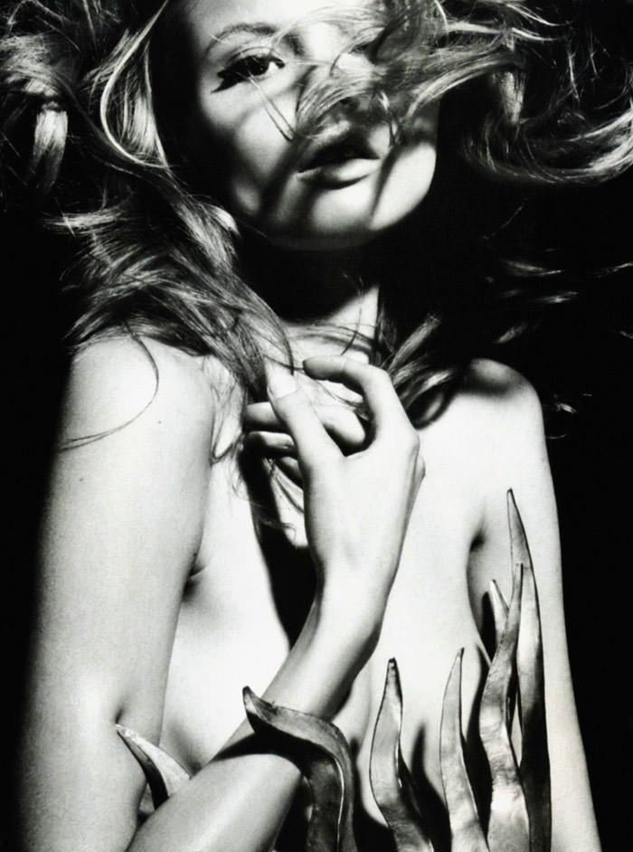 Karl Lagerfeld: Pirelli Calendar 2011 9