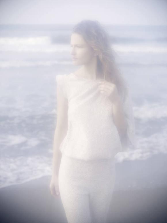 "Yana Serzhantova photographed by Pino Leone in ""Dream On"" for Bambi Magazine 1"