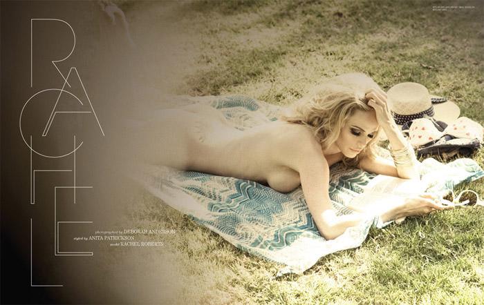 Rachel Roberts by Deborah Anderson for Treats! Magazine