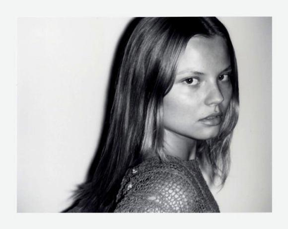 Magdalena Frackowiak by Ezra Petronio for Self Service