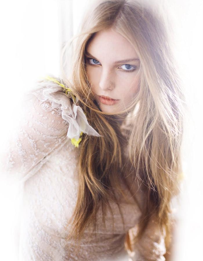 Clara Settje by Signe Vilstrup for Elle Denmark