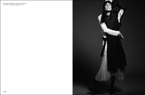 Sasha Grey by Michael Schwarz for Exit Magazine
