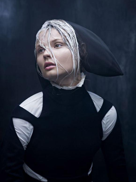 Magdalena Frackowiak by Aitken Jolly for Dansk