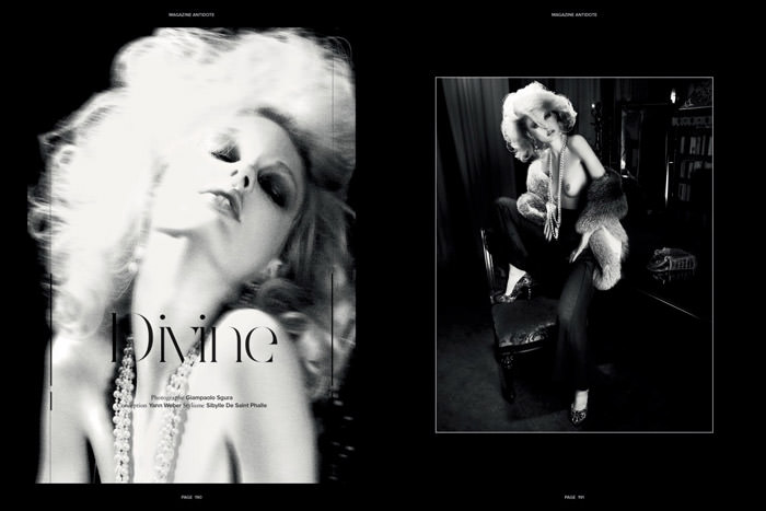 Patricia Van Der Vliet by Giampaolo Sgura for Antidote Magazine
