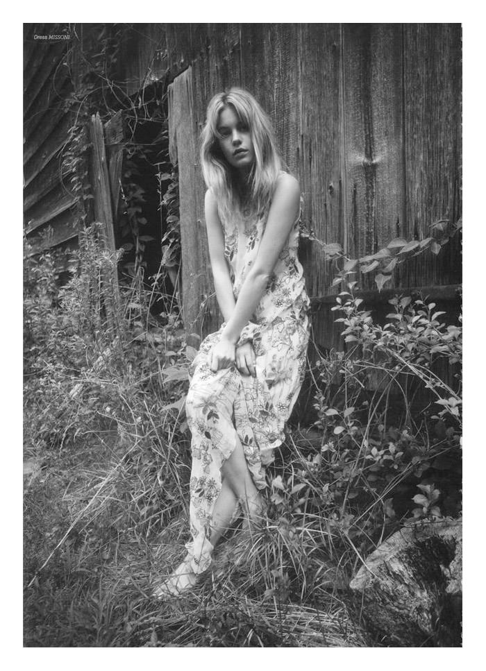 Camille Rowe by Jenny Gage & Tom Betterton for Lula