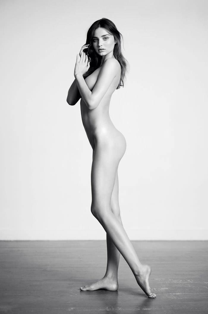 Miranda Kerr by Willy Vanderperre for Industrie