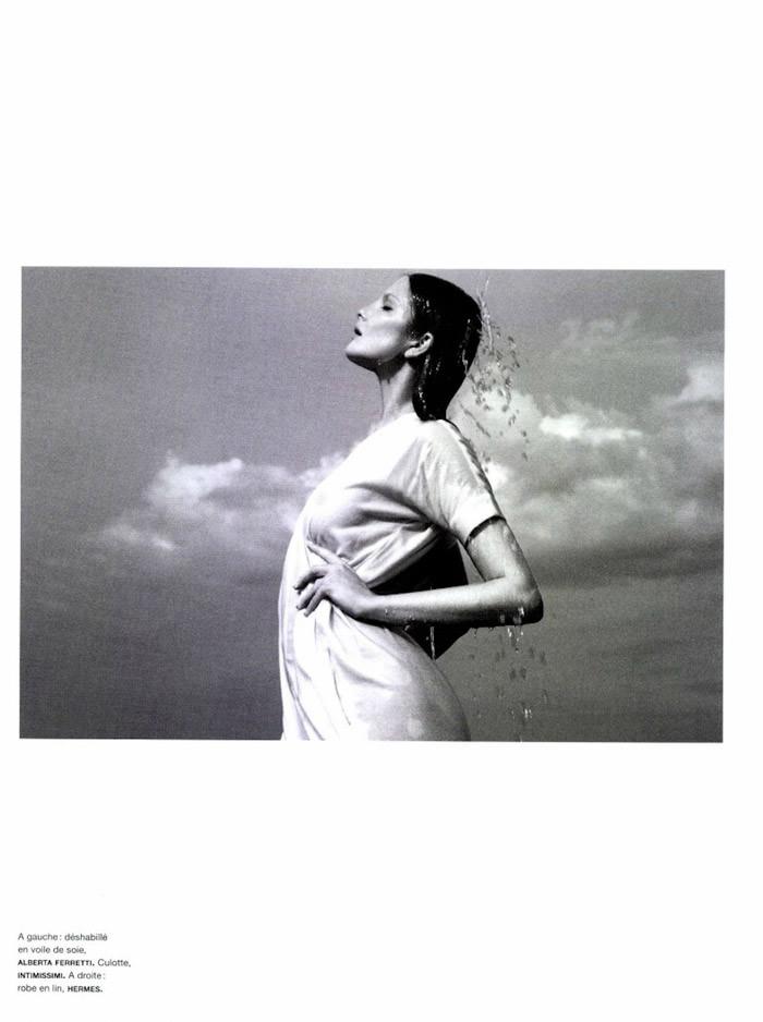 Eniko Mihalik by Sofia Sanchez & Mauro Mongiello for Numero