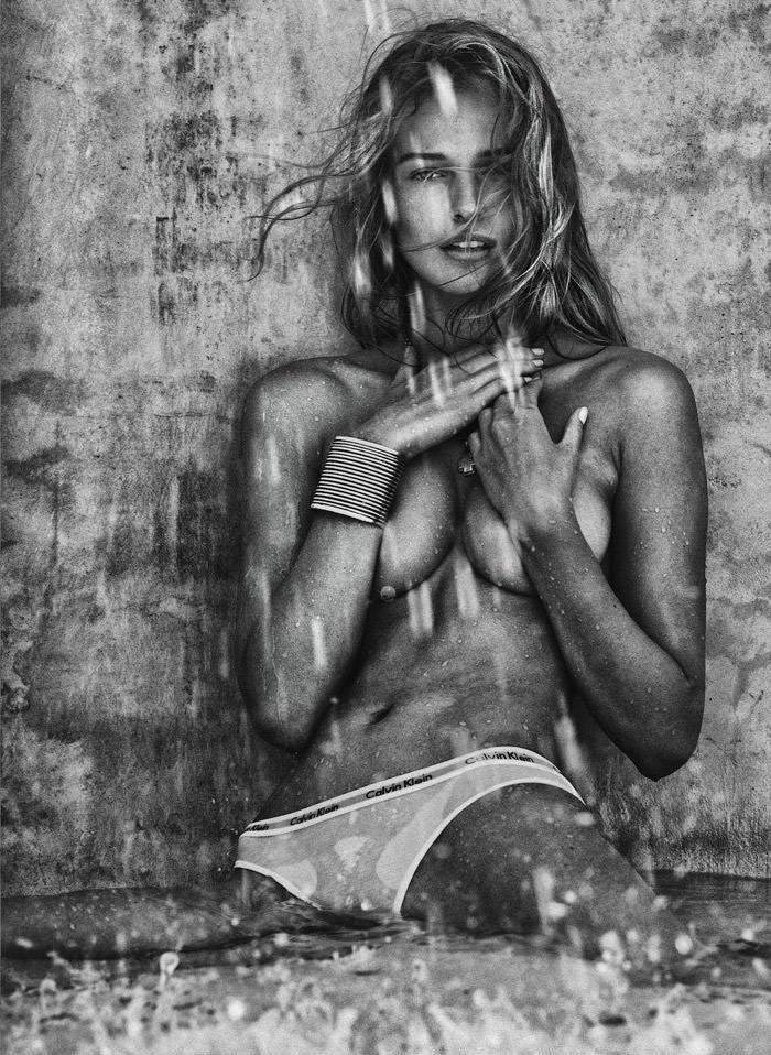 Edita Vilkeviciute by Steven Lyon