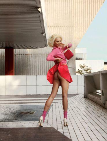 Emily Senko by Alice Rosati for All Magazine