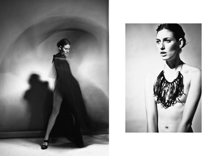 Tatiana Chechetova by Philip Bruederle for S Magazine