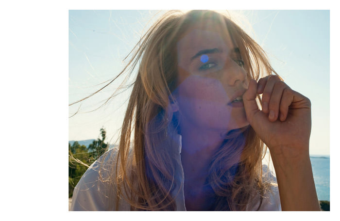 Eliza Sys by Yiorgos Mavropoulos for The Ones 2 Watch