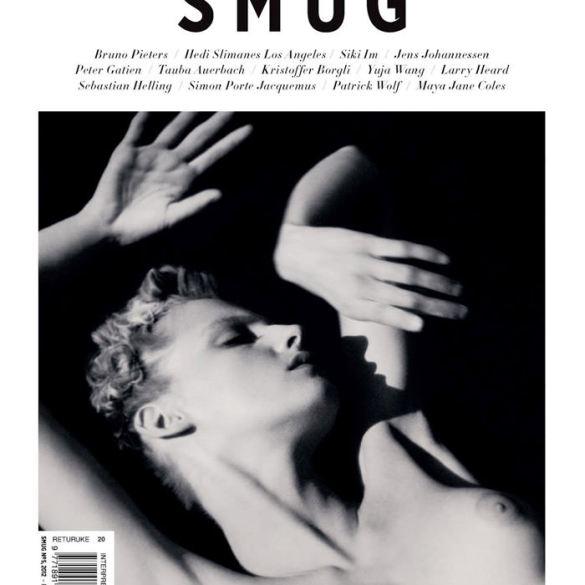Amanda Norgaard by Joachim Johnson for Smug