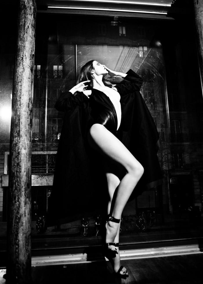 Tania Onishchenko photographed by Jurij Treskow for Contributor Magazine #5
