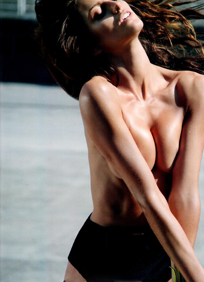Izabel Goulart by Fabio Raineri Crovi for Muse