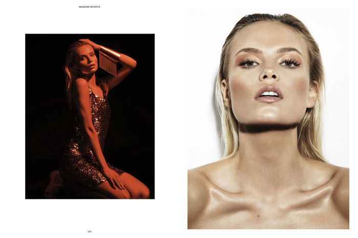Natasha Poly by Jan Welters for Magazine Antidote