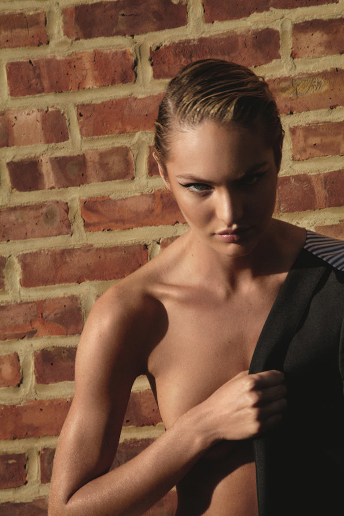 Candice Swanepoel by Collier Schorr for Muse Magazine