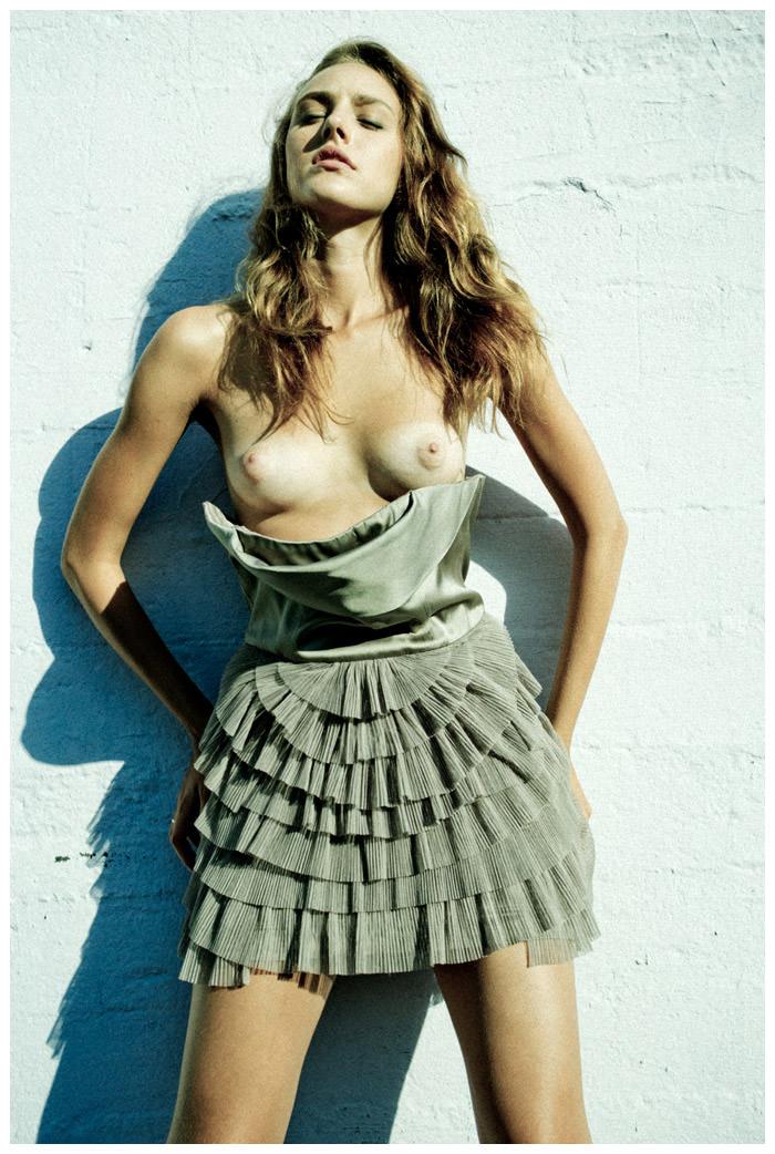 Nastya Karzan by Kesler Tran for Fashionography