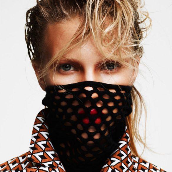 Britt Maren by Hasse Nielsen for Cover Magazine