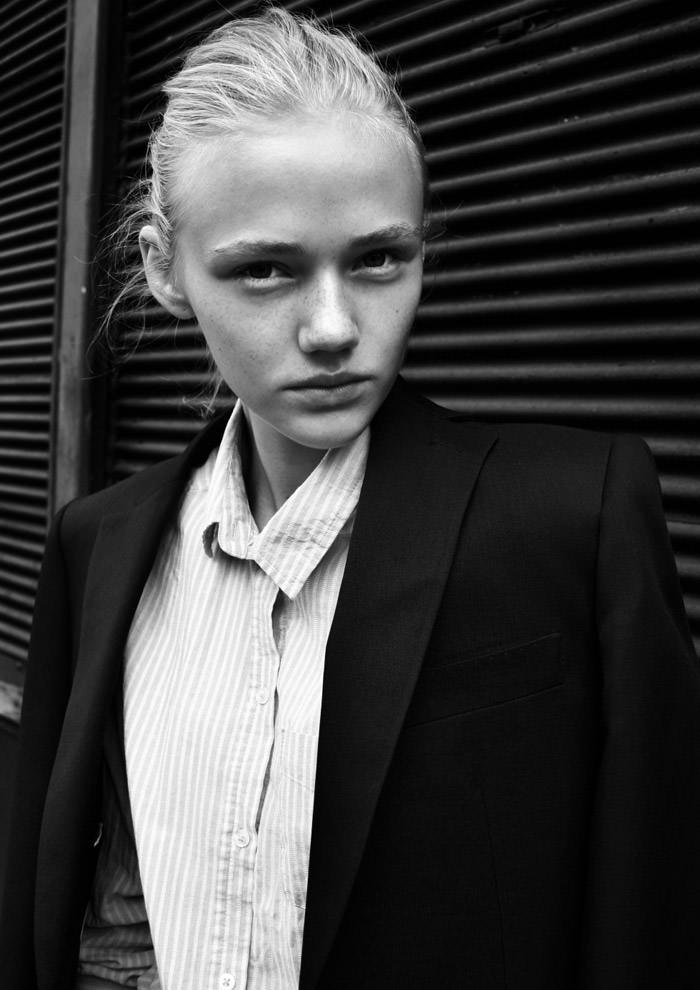 Emma Skov @ Le Management, IMG Models