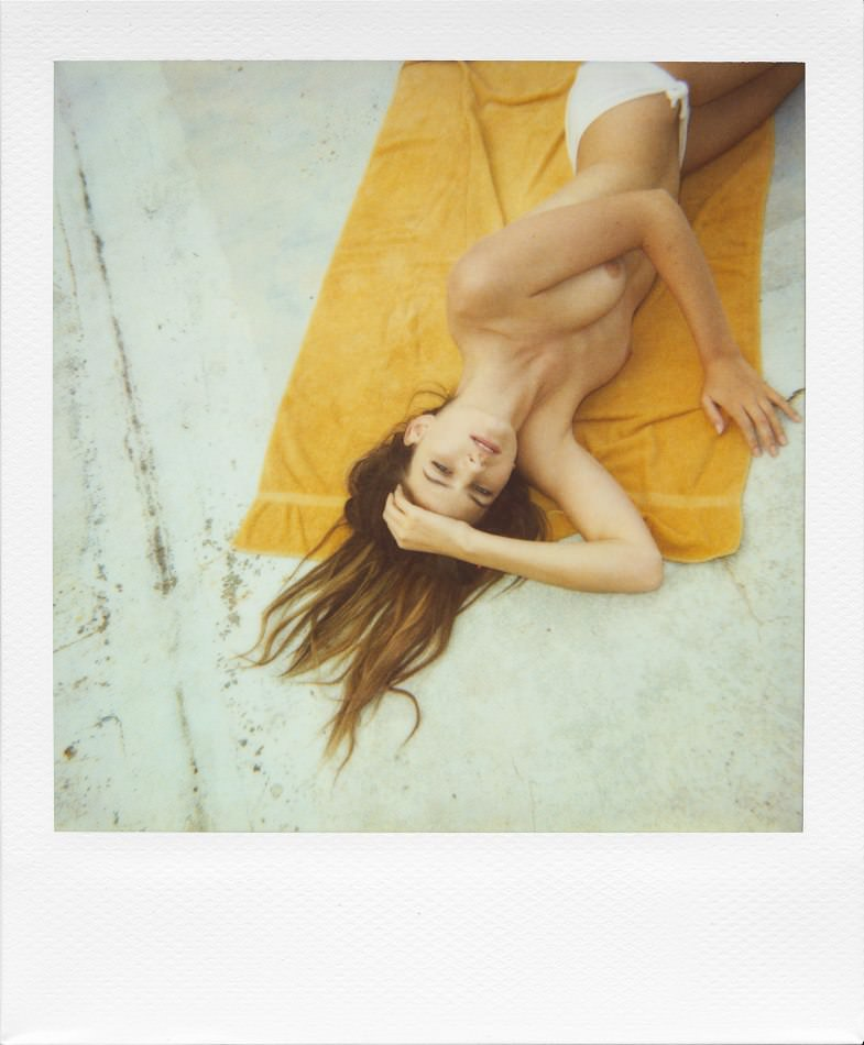 Sophie Hirschfelder by Ulrich Knoblauch