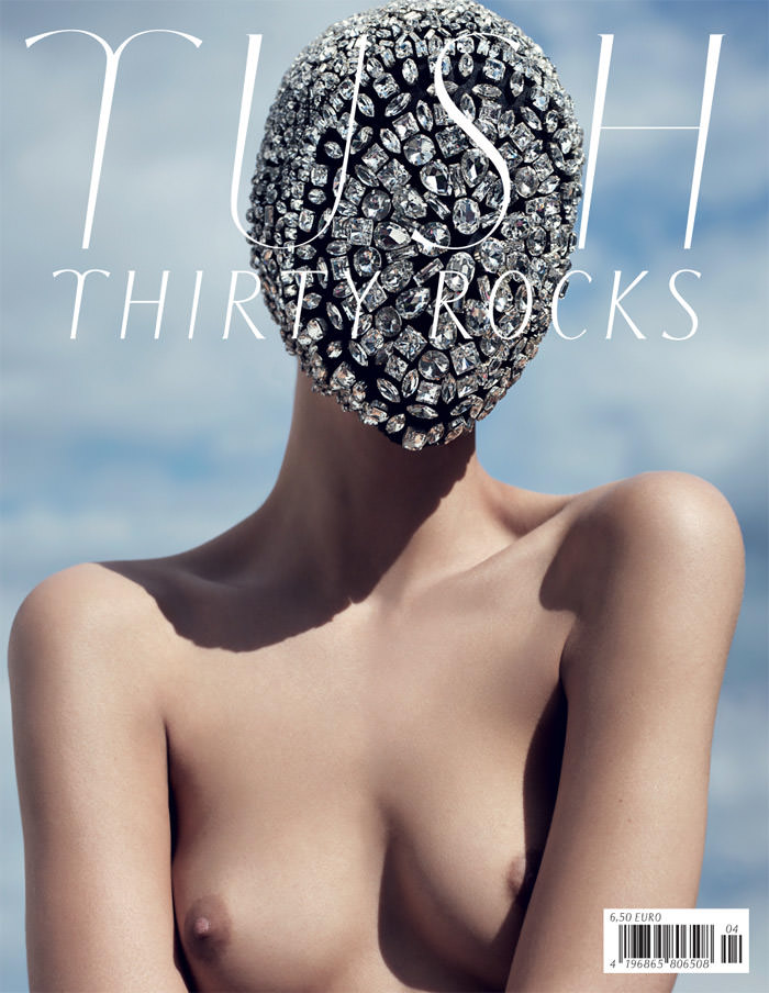 Annelie by Armin Morbach for Tush, Winter 2012
